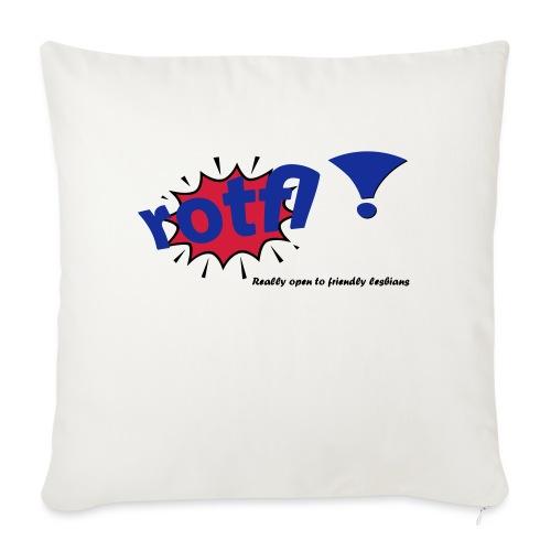 rotfl ! - Sohvatyynyn päällinen 45 x 45 cm