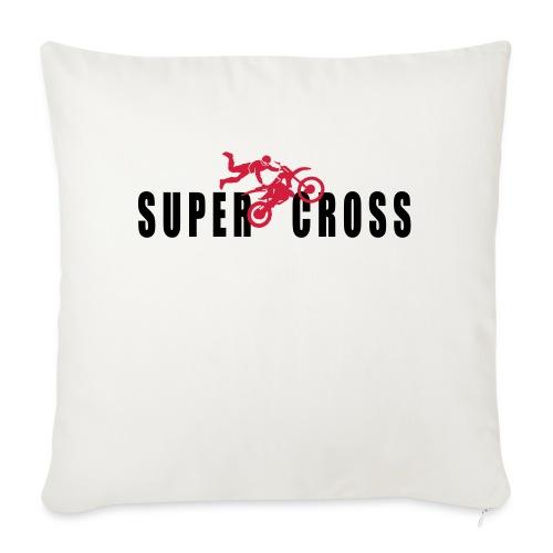air Supercross - Housse de coussin décorative 45x 45cm