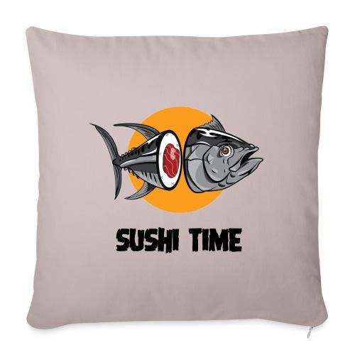 SUSHI TIME-tonno-n - Copricuscino per divano, 45 x 45 cm