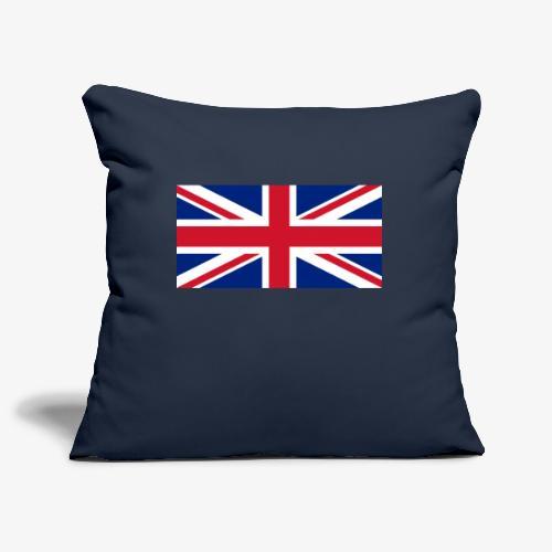 FLAG OF U.K. - Copricuscino per divano, 45 x 45 cm