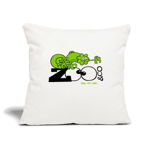 Zooco Chameleon - Sofa pillowcase 17,3'' x 17,3'' (45 x 45 cm)