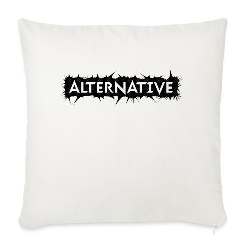 Spike T-shirt White - Poszewka na poduszkę 45 x 45 cm