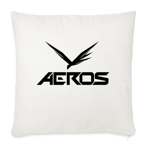 Aeros LOGO 2016 final - Sierkussenhoes, 45 x 45 cm
