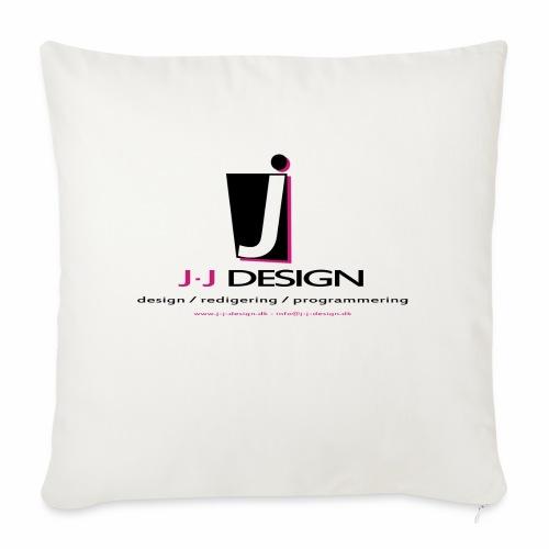 LOGO_J-J_DESIGN_FULL_for_ - Pudebetræk 45 x 45 cm