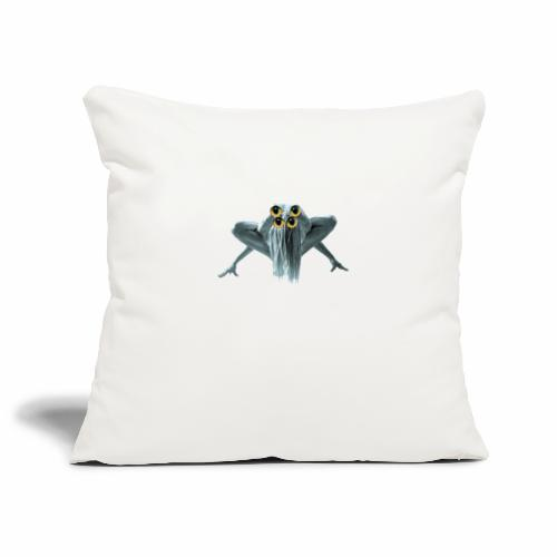 Im weird - Sofa pillowcase 17,3'' x 17,3'' (45 x 45 cm)