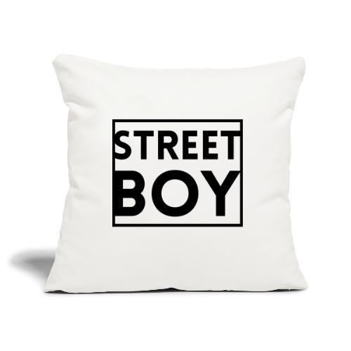 street boy - Housse de coussin décorative 45x 45cm