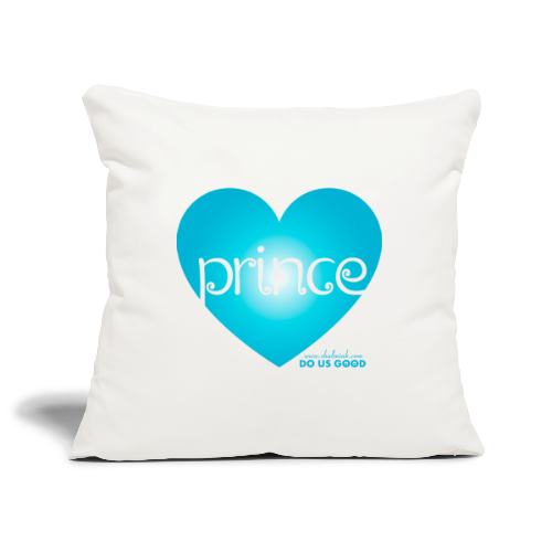 PRINCE - Sohvatyynyn päällinen 45 x 45 cm