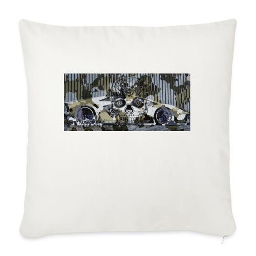 calavera style - Sofa pillowcase 17,3'' x 17,3'' (45 x 45 cm)