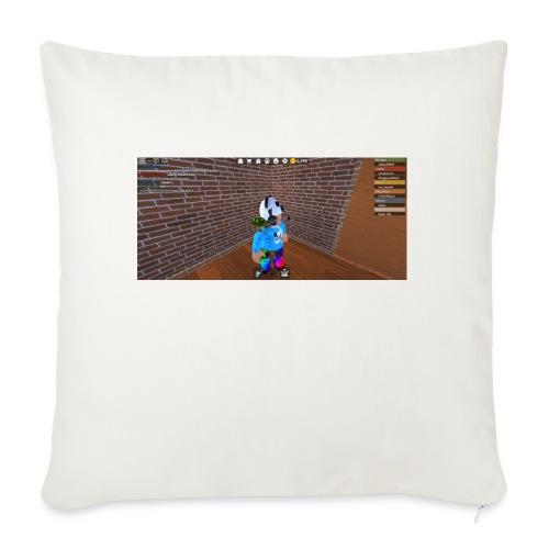 panda time - Sofa pillowcase 17,3'' x 17,3'' (45 x 45 cm)