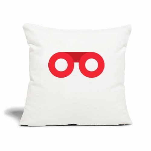 Des lunettes de type Magnifiques ! - Housse de coussin décorative 44x 44cm