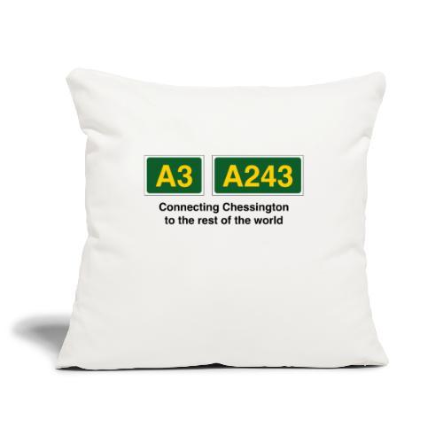 Chessington A3 - Sofa pillowcase 17,3'' x 17,3'' (45 x 45 cm)