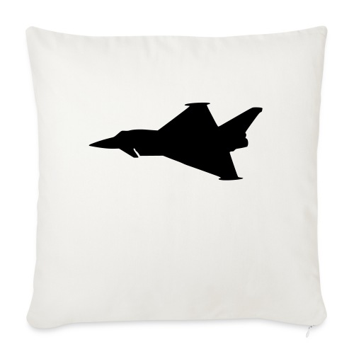EF2000 Typhoon - Sofa pillowcase 17,3'' x 17,3'' (45 x 45 cm)