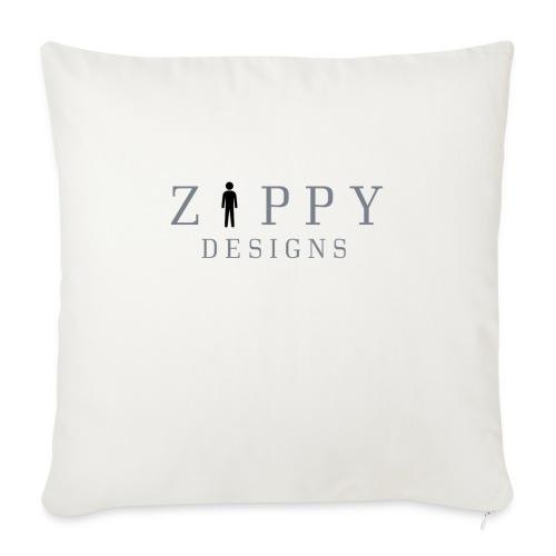 ZIPPY 2 - Funda de cojín, 45 x 45 cm