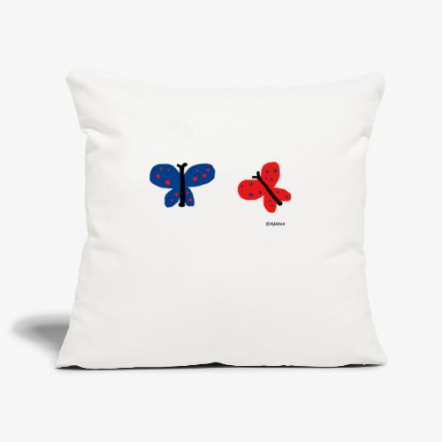 Perhoset - Sohvatyynyn päällinen 45 x 45 cm