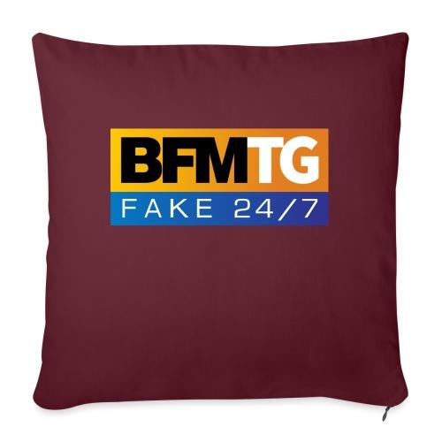 BFMTG - Housse de coussin décorative 45x 45cm