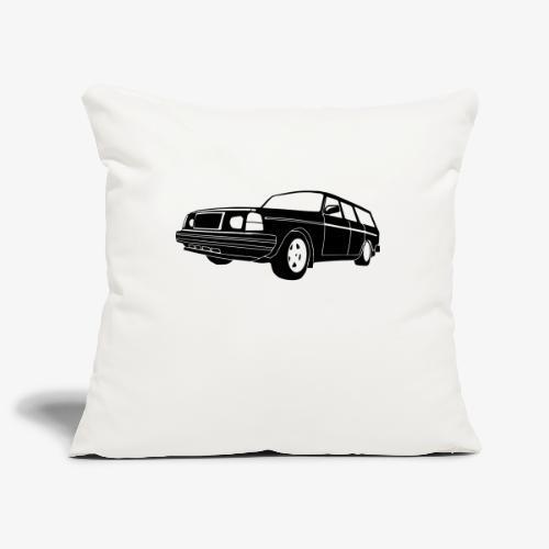 Volvo 245 Estate - Sofa pillowcase 17,3'' x 17,3'' (45 x 45 cm)