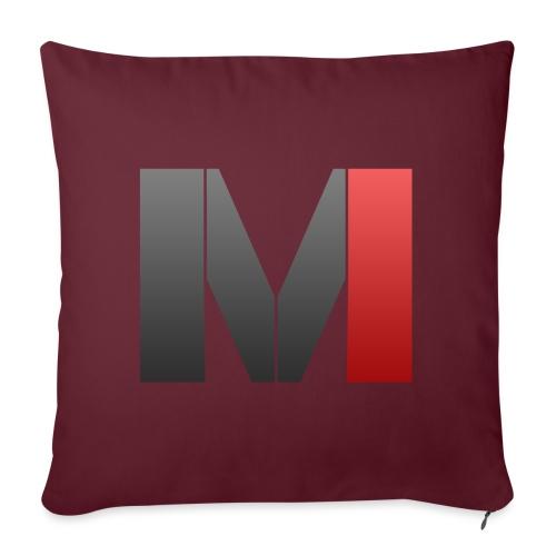 MrGank LOGO - Sofa pillowcase 17,3'' x 17,3'' (45 x 45 cm)