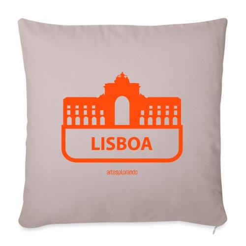 Lisbona - Copricuscino per divano, 45 x 45 cm