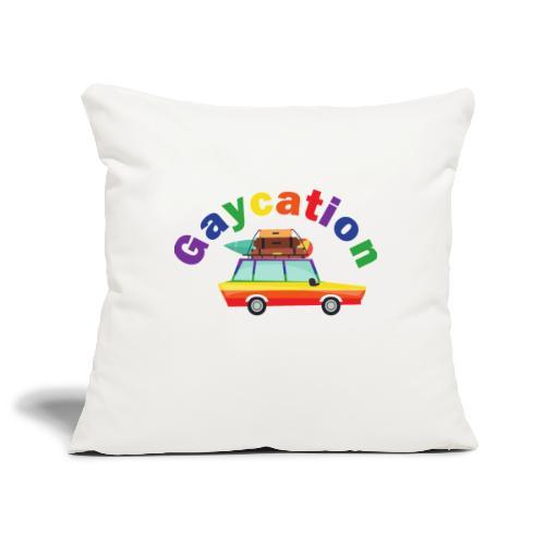 Gaycation   LGBT   Pride - Sofakissenbezug 44 x 44 cm