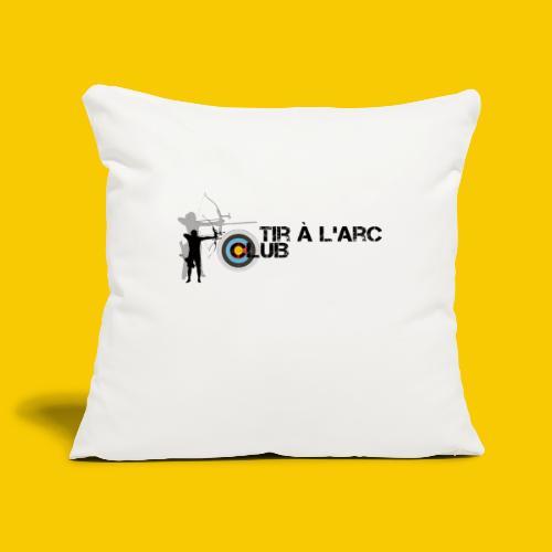 TIR A L ARC CLUB - Housse de coussin décorative 45x 45cm