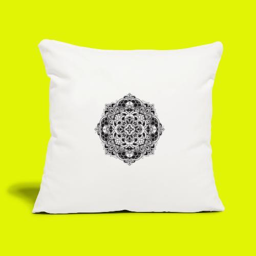 Mandala - Copricuscino per divano, 45 x 45 cm
