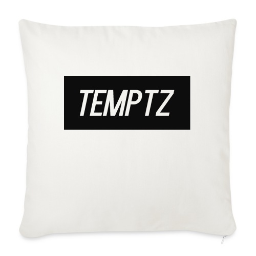 TempTz Orignial Hoodie Design - Sofa pillowcase 17,3'' x 17,3'' (45 x 45 cm)