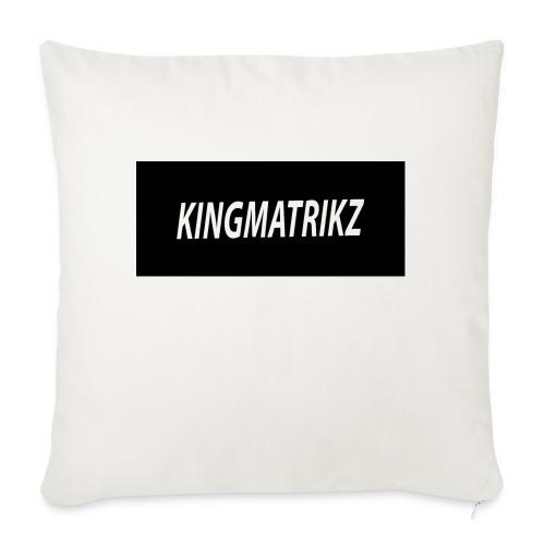 kingmatrikz - Pudebetræk 45 x 45 cm