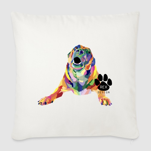 Mad About You - Sofa pillowcase 17,3'' x 17,3'' (45 x 45 cm)