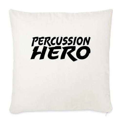 Percussion Hero - Sofa pillowcase 17,3'' x 17,3'' (45 x 45 cm)