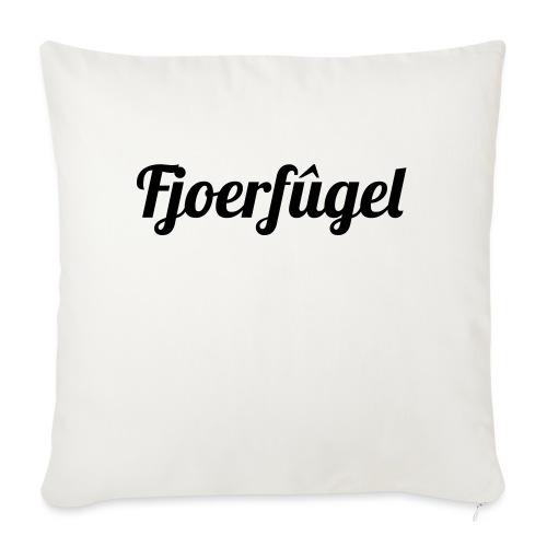 fjoerfugel - Sierkussenhoes, 45 x 45 cm