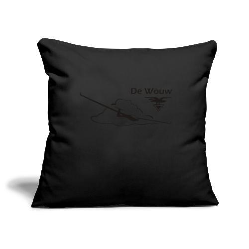 De Wouw Zweefvliegen 2016 - Sofa pillowcase 17,3'' x 17,3'' (45 x 45 cm)