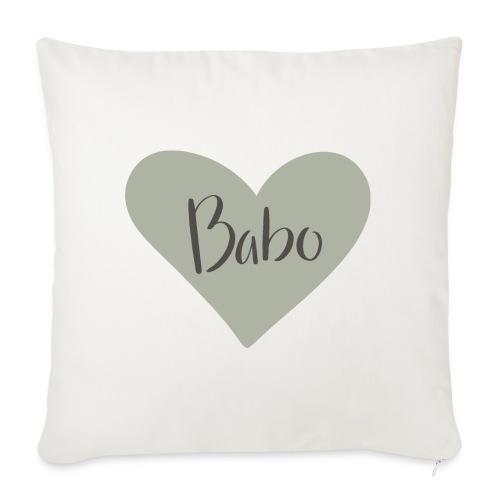 Babo - heart - Soffkuddsöverdrag, 45 x 45 cm