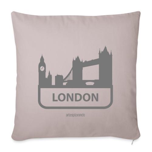 Londra - Copricuscino per divano, 45 x 45 cm