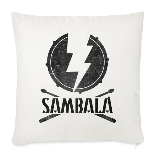 Batucada Sambala - Funda de cojín, 45 x 45 cm