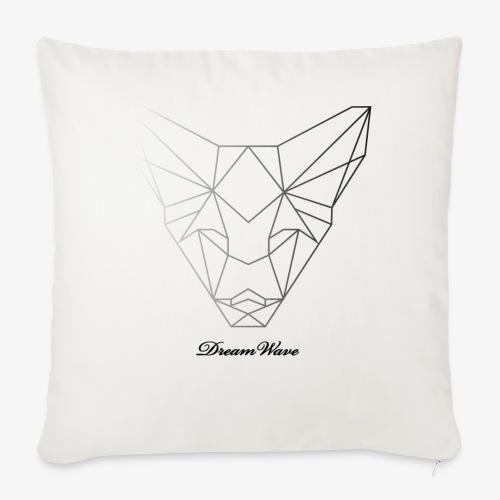 DreamWave Fox/Renard - Housse de coussin décorative 45x 45cm