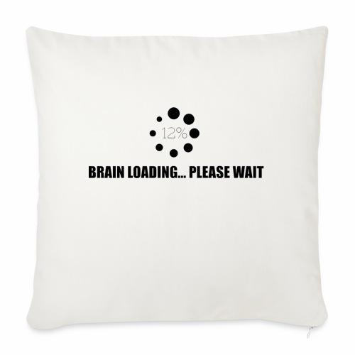 brain - Housse de coussin décorative 45x 45cm