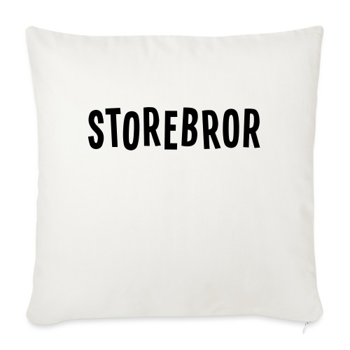 Storebror - Sofaputetrekk 45 x 45 cm