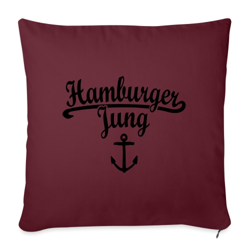 Hamburger Jung Klassik Hamburg - Sofakissenbezug 44 x 44 cm