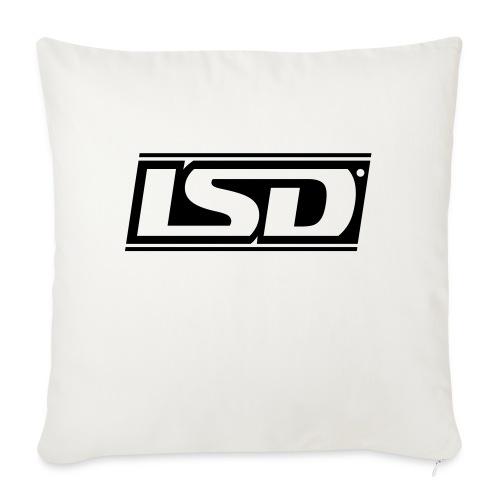 LSD TM. - Sofakissenbezug 44 x 44 cm