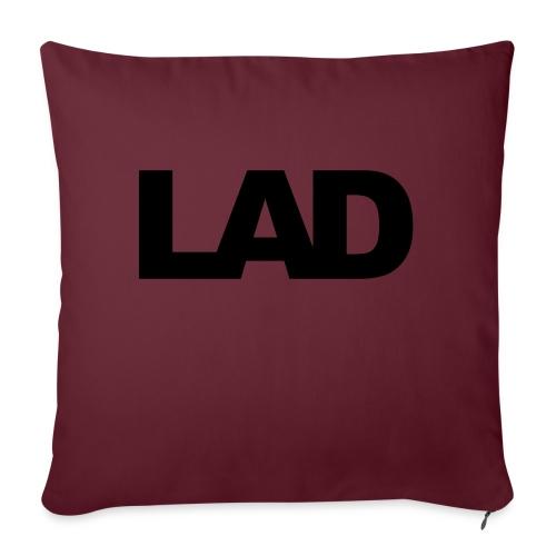 lad - Sofa pillowcase 17,3'' x 17,3'' (45 x 45 cm)