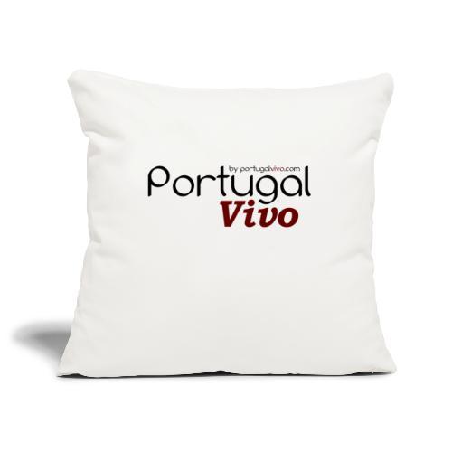 Portugal Vivo - Housse de coussin décorative 45x 45cm