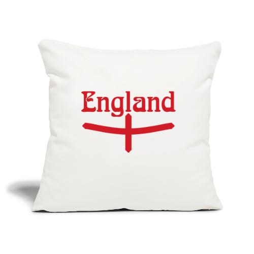England motif - Sofa pillowcase 17,3'' x 17,3'' (45 x 45 cm)