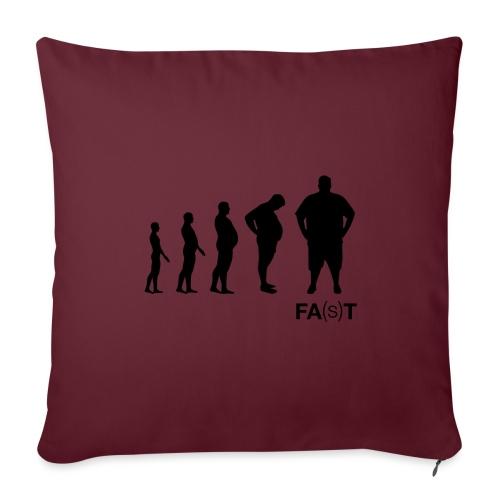 FA(S)T evolution - Copricuscino per divano, 45 x 45 cm