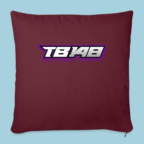 Tob Logo Lila - Sofakissenbezug 44 x 44 cm