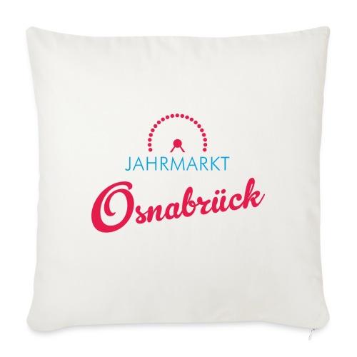 Jahrmarkt Osnabrück - Sofakissenbezug 44 x 44 cm