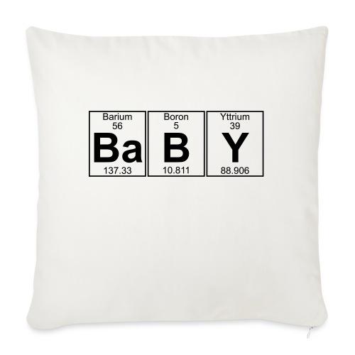 Ba-B-Y (baby) - Full - Sofa pillowcase 17,3'' x 17,3'' (45 x 45 cm)