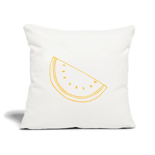 Magic Melon - Soffkuddsöverdrag, 45 x 45 cm