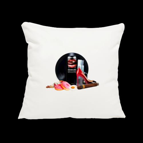 Luxury Energy Drink [Cyber Glam Collection] - Sofa pillowcase 17,3'' x 17,3'' (45 x 45 cm)