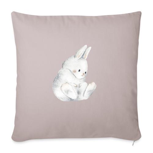Bunny - Housse de coussin décorative 45x 45cm