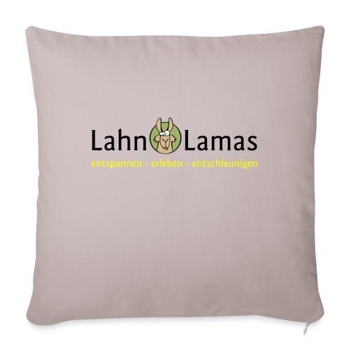 Lahn Lamas - Sofakissenbezug 44 x 44 cm